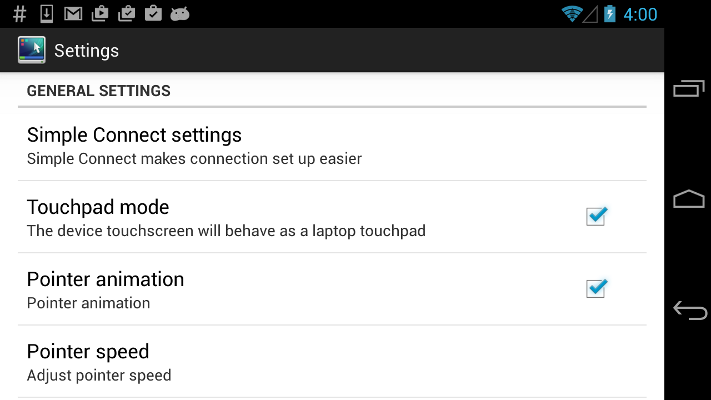 Rdp for android
